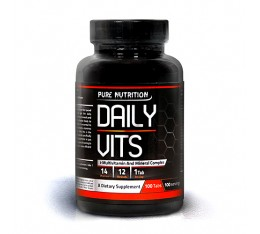 Pure Nutrition - Daily Vits / 100tabs.