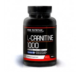 Pure Nutrition - L-Carnitine 1000 / 100caps.