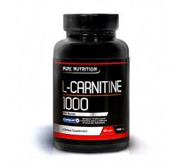 Pure Nutrition - L-Carnitine 1000 / 100caps. Хранителни добавки, Отслабване, Л-Карнитин