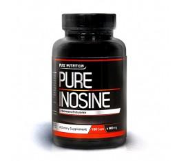 Pure Nutrition - 100% Pure Inosine / 100caps. Хранителни добавки, Сила и възстановяване