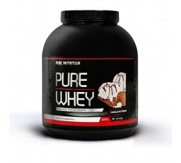 Pure Nutrition - 100% Pure Whey / 5lb. Хранителни добавки, Протеини, Суроватъчен протеин