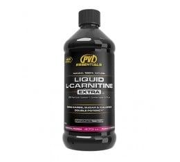 PVL - Liquid L-Carnitine Extra / 473 ml Хранителни добавки, Отслабване, Л-Карнитин
