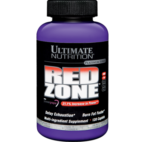Ultimate Nutrition - Red Zone / 120 cap
