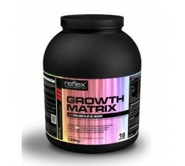 Reflex - Growth Matrix / 1890 gr Хранителни добавки, Гейнъри за покачване на тегло, Гейнъри