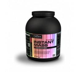 Reflex - Instant Mass / 2727 gr Хранителни добавки, Гейнъри за покачване на тегло