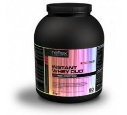 Reflex - Instant Whey Duo / 2000 gr Хранителни добавки, Протеини, Суроватъчен протеин