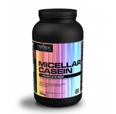 Reflex - Micellar Casein / 909 gr Хранителни добавки, Протеини, Казеинов протеин