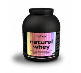 Reflex - Natural Whey / 2270 gr Хранителни добавки, Протеини, Суроватъчен протеин