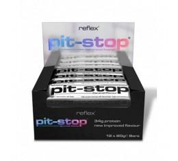 Reflex - Pit - Stop Bar Box / 12 x 80 gr Хранителни добавки, Протеини, Протеинови барове и храни