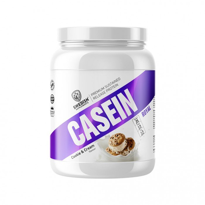 SWEDISH Supplements Casein Royal / 900g
