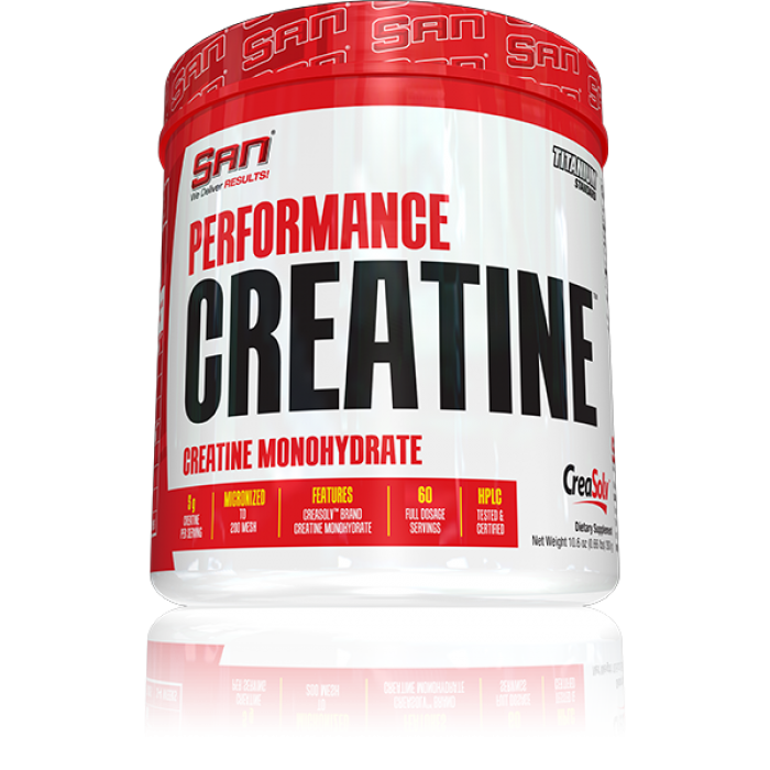 SAN - Performance Creatine / 300 gr​