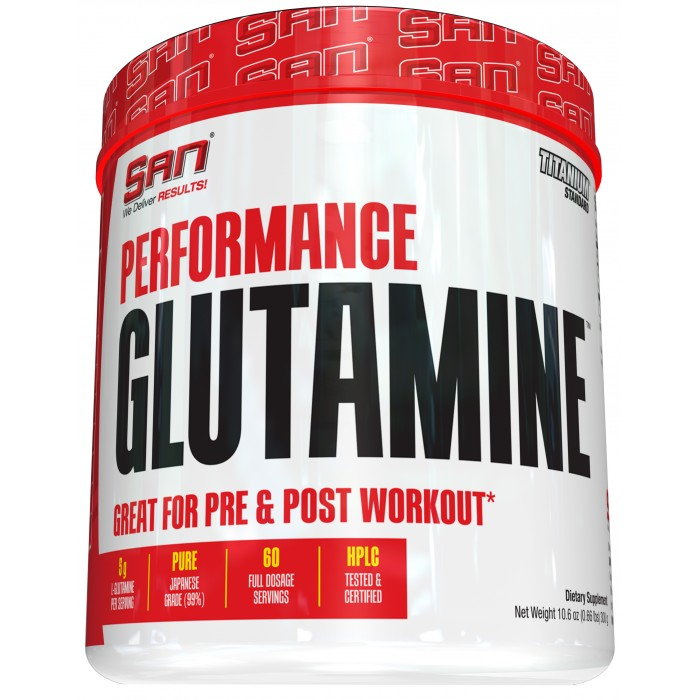 SAN - Performance Glutamine / 600 gr