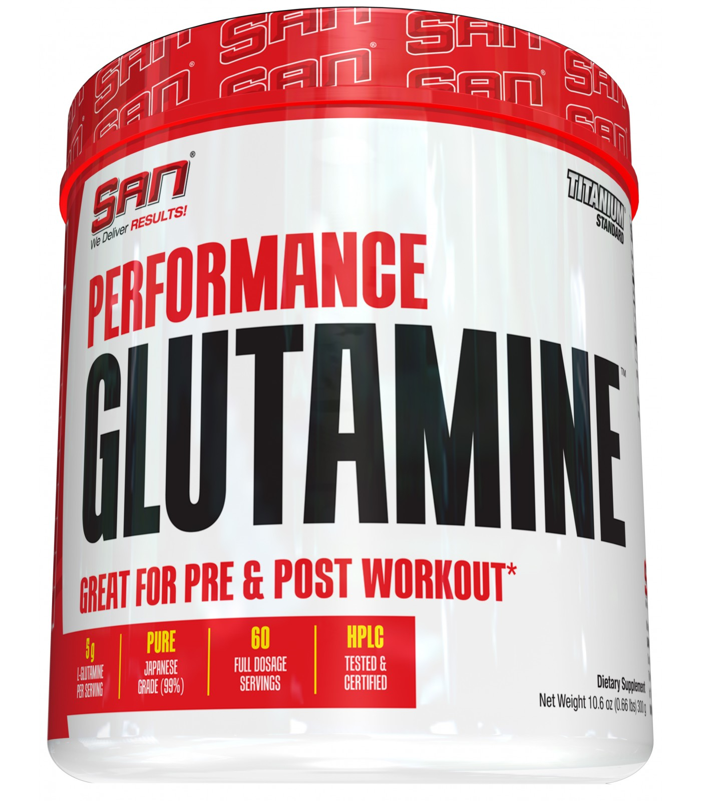 SAN - Performance Glutamine / 300 gr​