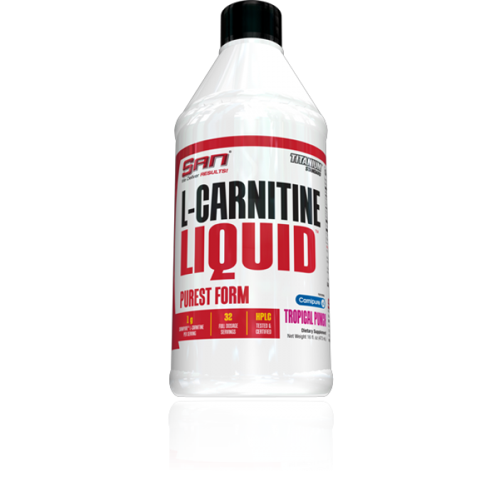 SAN - L-Carnitine Liquid / 473 ml​