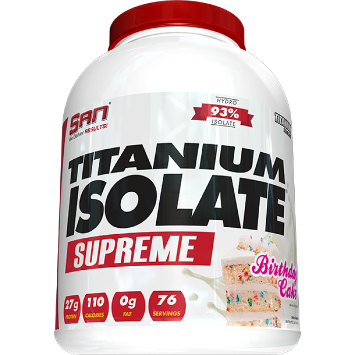 SAN - Titanium Isolate Supreme / 2270 gr