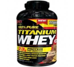 SAN - 100% Pure Titanium Whey / 2257 gr Хранителни добавки, Протеини, Суроватъчен протеин