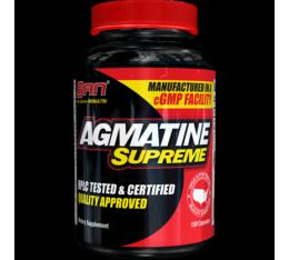 SAN - Agmatine Supreme / 150 caps Хранителни добавки, Азотни/напомпващи