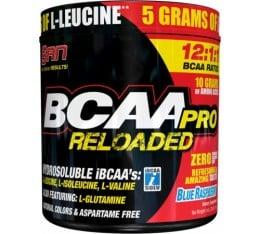 SAN - BCAA Pro Reloaded / 114 gr Хранителни добавки, Аминокиселини, Разклонена верига (BCAA)