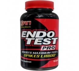 SAN - EndoTest / 90 caps Хранителни добавки, Стимулатори за мъже