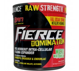 SAN - Fierce Domination / 180 gr