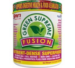 SAN - Green Supreme Fusion / 316 gr. Хранителни добавки, Антиоксиданти, Здраве и тонус, Зелени храни