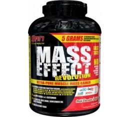SAN - Mass Effect Revolution / 3000 gr Хранителни добавки, Гейнъри за покачване на тегло, Гейнъри