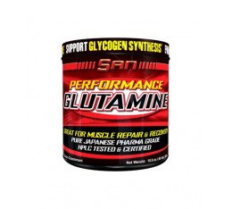 SAN - Performance Glutamine / 1200 gr Хранителни добавки, Аминокиселини, Глутамин