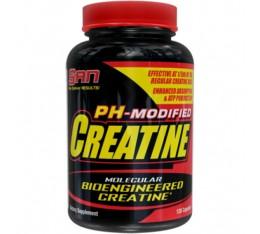 SAN - PH Controlled Creatine / 120 caps Хранителни добавки, Креатинови продукти