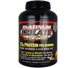 SAN - Platinum Isolate Supreme / 2270 gr Хранителни добавки, Протеини, Суроватъчен протеин