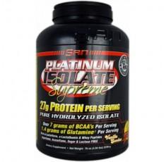 SAN - Titanium Isolate Supreme / 2270 gr Хранителни добавки, Протеини, Суроватъчен протеин