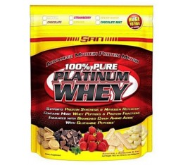 SAN - Platinum Whey / 4540 gr Хранителни добавки, Протеини, Суроватъчен протеин