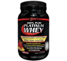 SAN - Platinum Whey / 908 gr Хранителни добавки, Протеини, Суроватъчен протеин