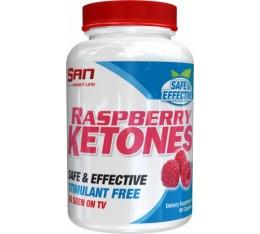 SAN - Raspberry Ketones / 100 caps