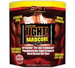 SAN - Tight Hardcore / 72 caps Хранителни добавки, Отслабване, Фет-Бърнари