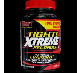 SAN - Tight Xtreme Reloaded / 120 caps Хранителни добавки, Отслабване, Фет-Бърнари, Черен Петък