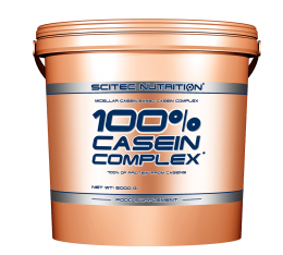 Scitec - 100% Casein Complex / 5000 gr. Хранителни добавки, Протеини, Казеинов протеин