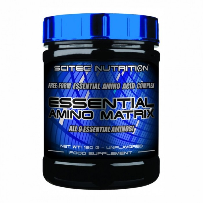 Scitec - Essential Amino Matrix 180g unflavored​