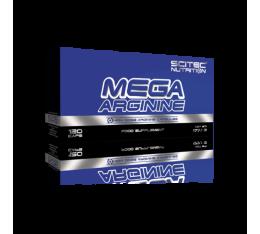 Scitec - Mega Arginine / 120 caps. Хранителни добавки, Аминокиселини, Аргинин