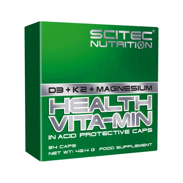 Scitec - Health Vita-Min 54 caps.