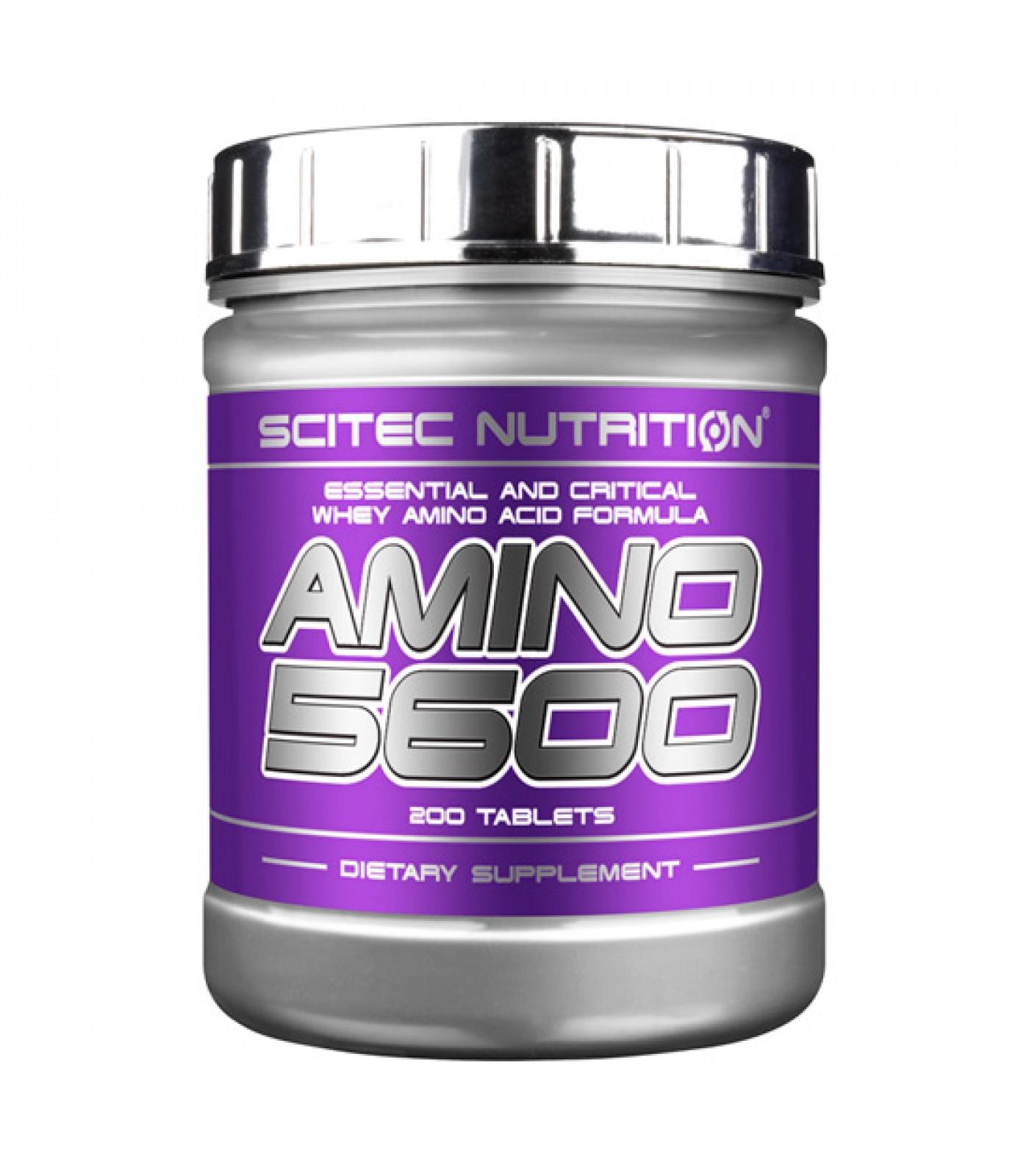 Scitec - Amino 5600 / 500 tab.