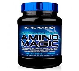 Scitec - Amino Magic / 500 gr. Хранителни добавки, Аминокиселини, Комплексни аминокиселини