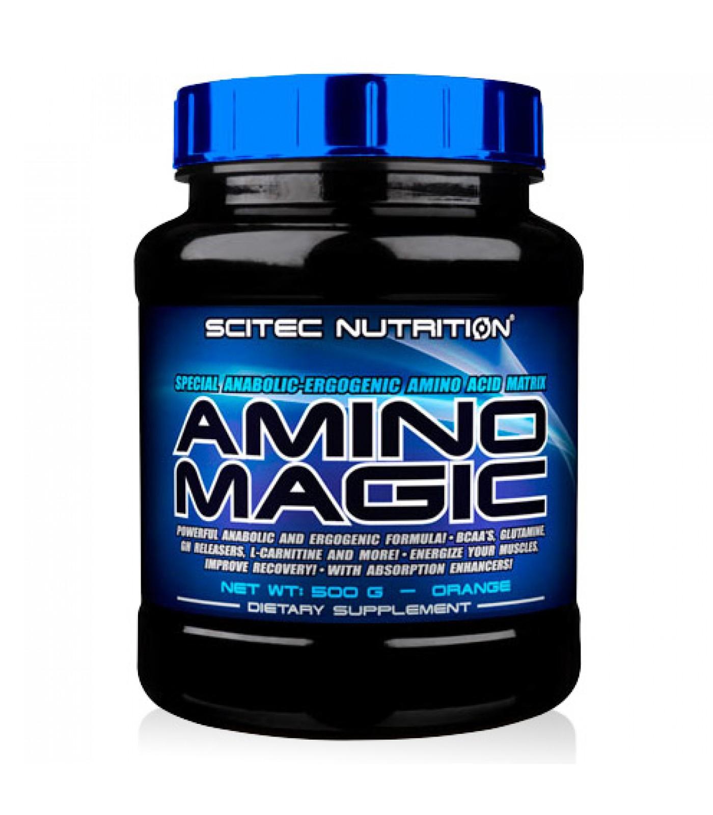 Scitec - Amino Magic / 500 gr.