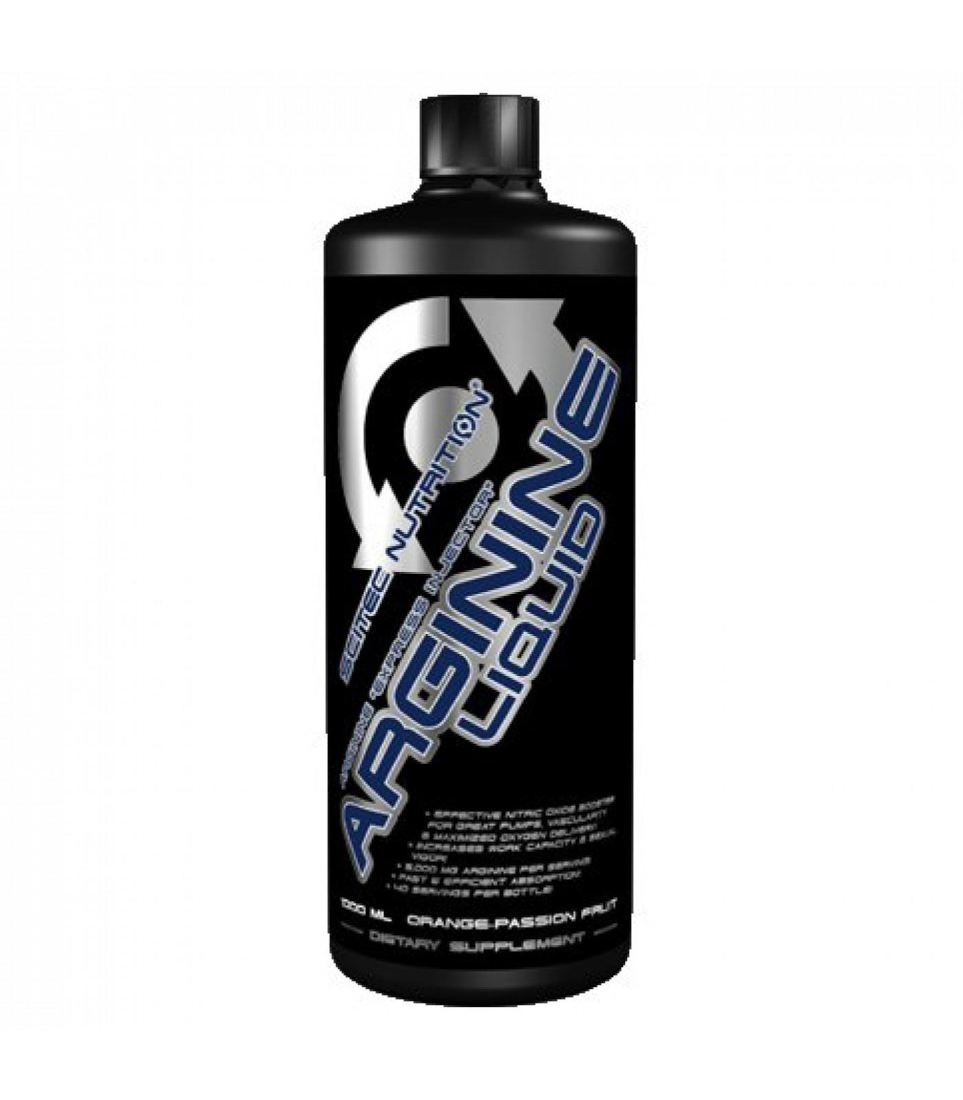Scitec - Arginine Liquid / 1000 ml.