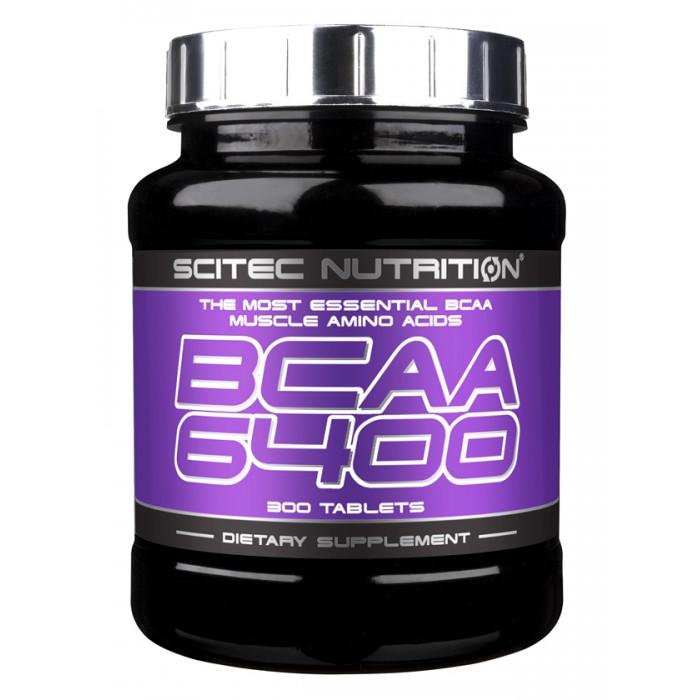 Scitec - BCAA 6400 / 375 tab.