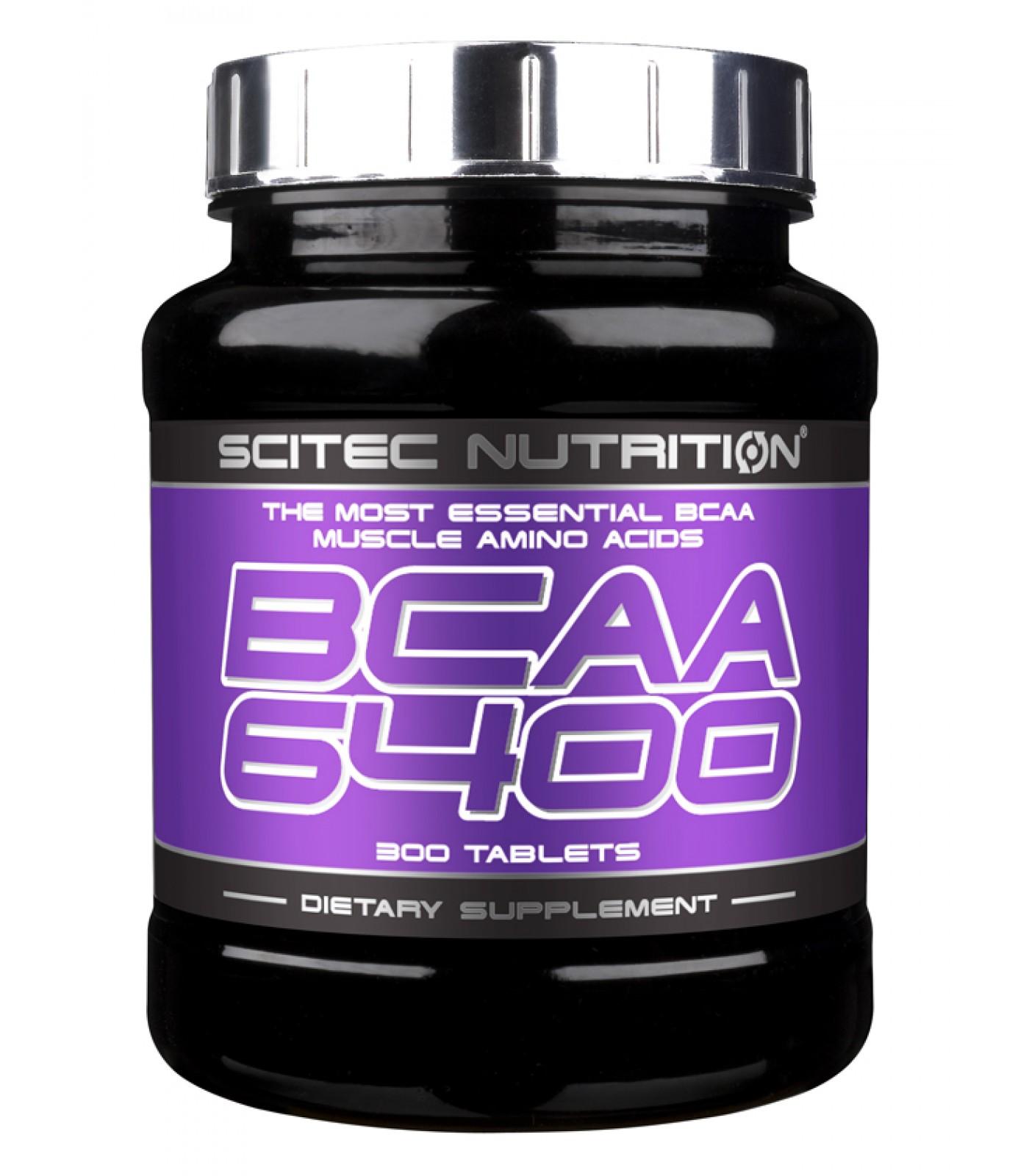 Scitec - BCAA 6400 / 125 tab.