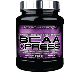 Scitec - BCAA Xpress Unflavored / 500 gr. Хранителни добавки, Аминокиселини, Разклонена верига (BCAA)