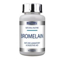 Scitec - Bromelain / 90 tab. Хранителни добавки, Здраве и тонус, Ензими