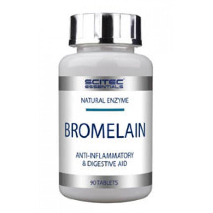 Scitec - Bromelain / 90 tab.