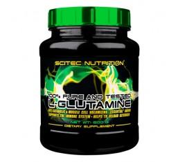 Scitec - 100% Glutamine / 300 gr. Хранителни добавки, Аминокиселини, Глутамин