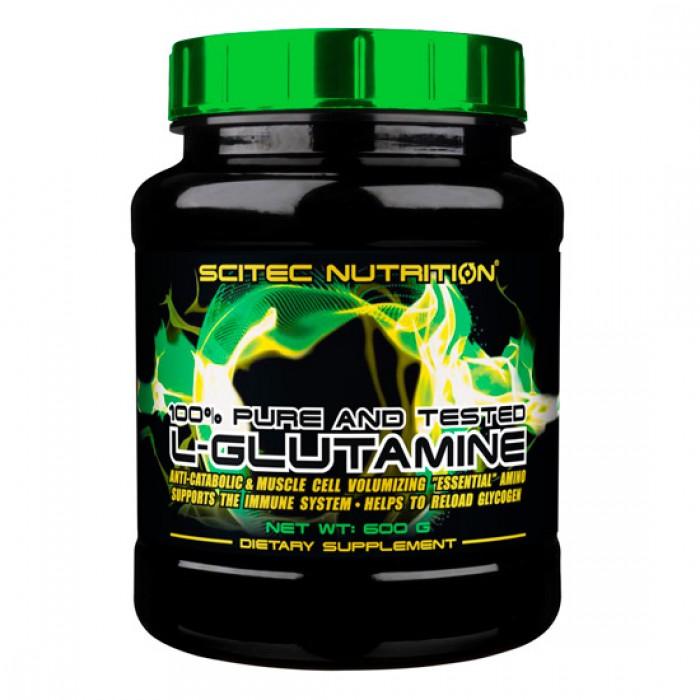 Scitec - 100% Glutamine / 300 gr.